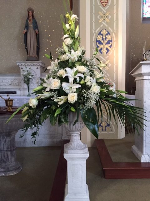 wedding flowers from forever flowers drogheda