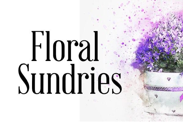buy floral sundries online forever flowers drogheda
