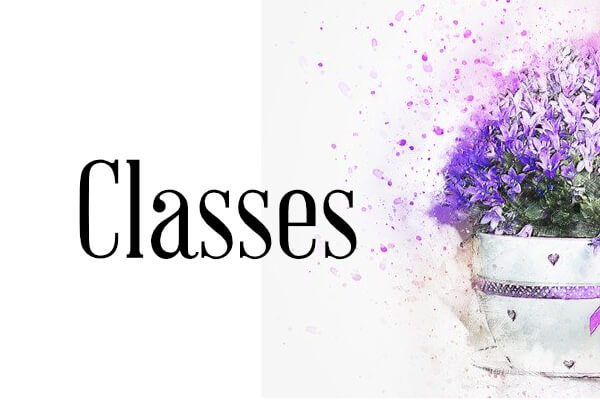 classes at forever flowers drogheda