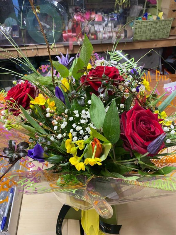 Forever Flowers online delivery from Drogheda of flowers